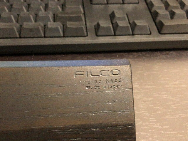 FILCOの文字